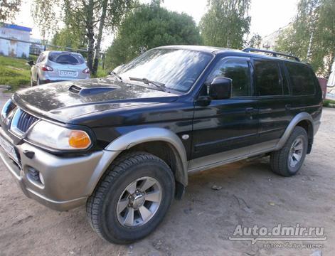 купить mitsubishi pajero sport митсубиси паджеро спорт 2004 г.в. в архангельске по цене 580000 руб. autodmir.ru автомобили и цены
